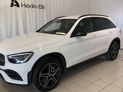 begagnad Mercedes 200 GLCD 4MATIC SUV //AMG // V-HJUL//DRAG//