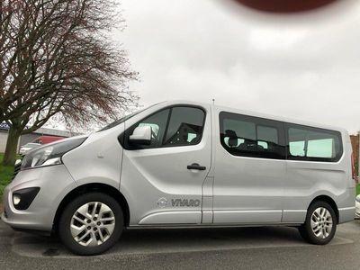begagnad Opel Vivaro 146hk d-värmare