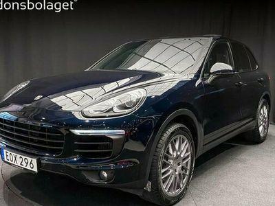 begagnad Porsche Cayenne Diesel Svensksåld 2015, SUV Pris 389 000 kr