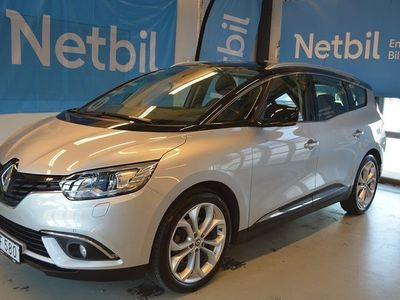 begagnad Renault Grand Scénic 1.2 Zen Navi Drag 7-sits 132hk