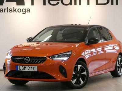 begagnad Opel Corsa - e Elegance Launch 136 hk AT