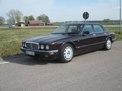 begagnad Jaguar XJR 4.0 SC Aut 248 hk