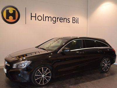 begagnad Mercedes CLA250 Shooting Brake (211hk)