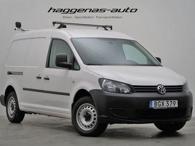 begagnad VW Caddy Maxi 1.6 TDI / DSG / Drag / Värmare