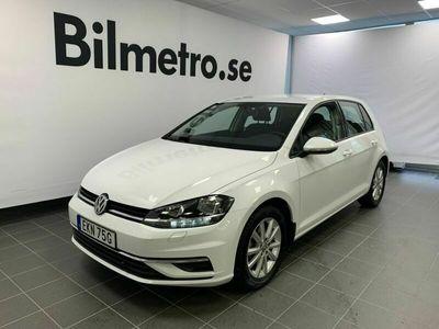 begagnad VW Golf 2,0 TDI DSG 4-Motion