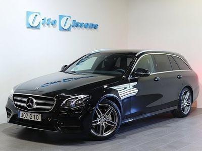 begagnad Mercedes E220 AMG Kombi Aut, Nav, Drag, Panorama