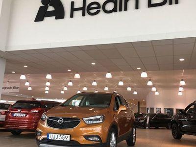 begagnad Opel Mokka X 1.4 4x4 Automat / 152hk -16