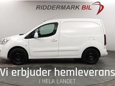 begagnad Peugeot Partner 1.6 BlueHDI Skåp (100hk)