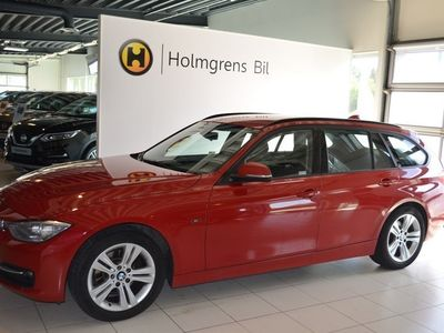 usado BMW 320 d Touring Sportline / Dragkrok