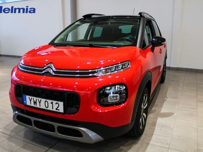 begagnad Citroën C3 Aircross PureTech (82hk)