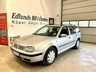 begagnad VW Golf 1.6 Comfort, Ocean 105hk (Drag)