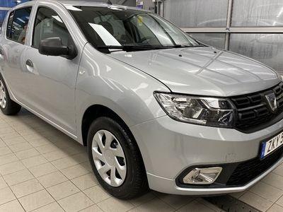 begagnad Dacia Sandero PhII TCe 90 Family Edition 2020, Halvkombi 119 500 kr