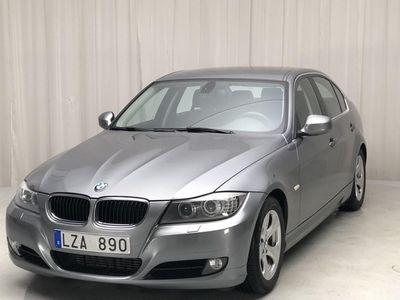 begagnad BMW 320 d EfficientDynamics Edition Sedan EfficientDynamics, E90 (163hk)