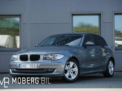 begagnad BMW 118 d 143hk Advantage Sportstolar Xenon