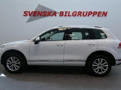 gebraucht VW Touareg 3,0 TDI Aut Skinn 4M Xenon