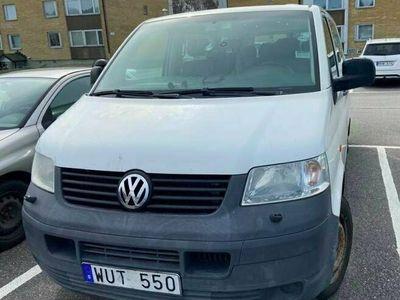 begagnad VW Shuttle 2,0