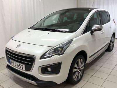 begagnad Peugeot 3008 1.6 e-HDi FAP EGS