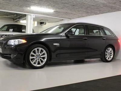 begagnad BMW 525 d xDrive / Navi / El-Drag / Värmare