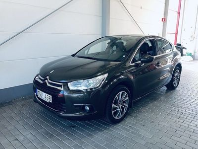begagnad Citroën DS4 E-HDi 110 Hk EGS Style