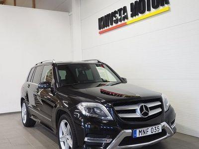 begagnad Mercedes 220 GLK BenzCDI 4MATIC Aut Drag 2014, SUV 199 900 kr