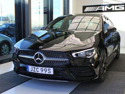 begagnad Mercedes CLA200 Shooting Break AMG-Line