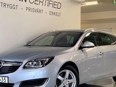 begagnad Opel Insignia Sports Tourer Business XL 2.0 4x4