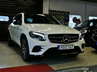 begagnad Mercedes GLC220 d 4M 4MATIC AMG Sport Panorama Navi Drag 170hk
