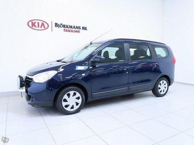 begagnad Dacia Lodgy 1.2 TCe Manuell 115hk