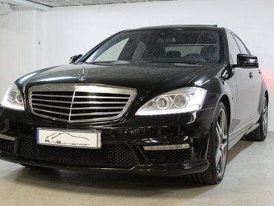 usata Mercedes S63 AMG 63 AMG 544hk V8 Biturbo