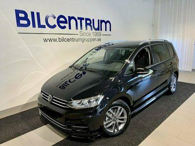 begagnad VW Touran R-line 1.5 TSI 150 HK DSG
