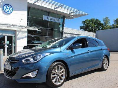 brugt Hyundai i40 1.7 CRDI KOMBI