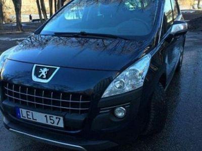 gebraucht Peugeot 3008 1.6 HDI 0.49 l/mil panorama -11