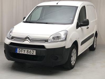 brugt Citroën Berlingo III 1.6 HDi Skåp (75hk)