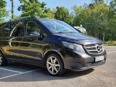 begagnad Mercedes V220 d Euro 6 /Drag/Navi/Backk