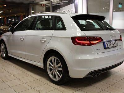 gebraucht Audi A3 Sportsback 1,4 TFSI 125 HK S-Tronic *Erbjudande*