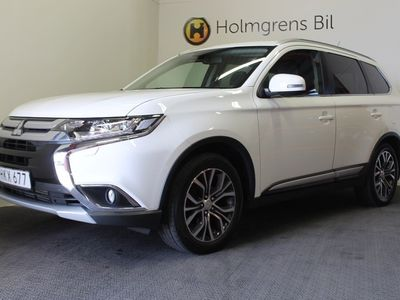 begagnad Mitsubishi Outlander 2,2D 4WD Business