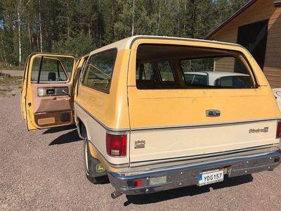 begagnad Chevrolet Suburban Suburban7.4 V8 Hydra-Mati