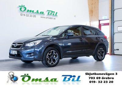 begagnad Subaru XV 2.0 4WD DRAG BACKKAMERA 147hk