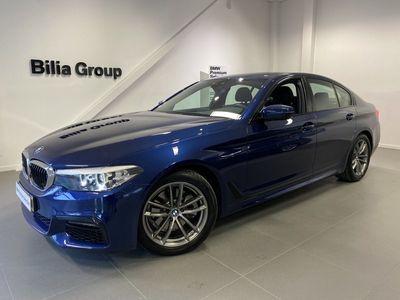 begagnad BMW 520 d xDrive Sedan M Sportpaket | Connected | Drag