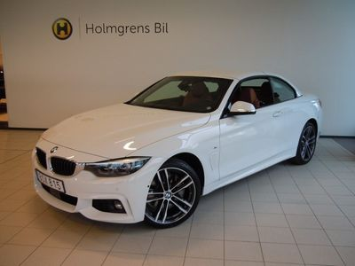 begagnad BMW 440 i xDrive Cab, M Sport, Innovation, Navigation