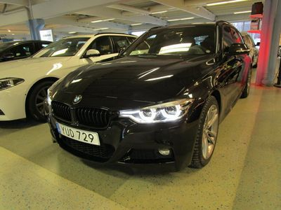 begagnad BMW 330 i xDrive Touring M Sport