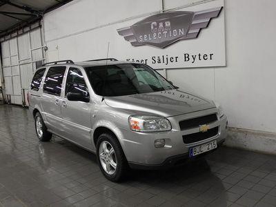 begagnad Chevrolet Uplander 3.9 Hydra-Matic 7-sits 2008, Kombi 34 900 kr