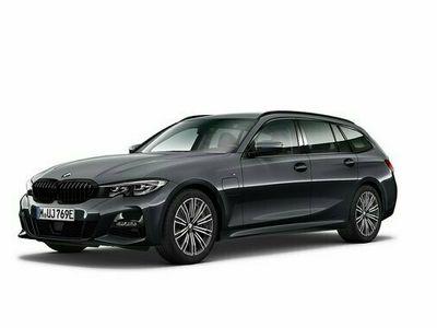 begagnad BMW 330e xDrive Touring M-paket Connected Drag 2021, Personbil Pris 589 000 kr