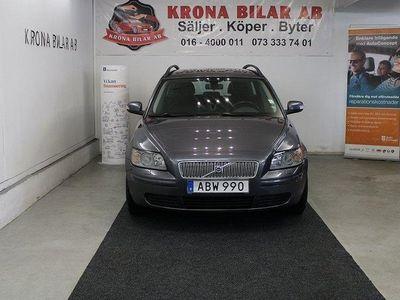 begagnad Volvo V50 2.0 NYBES, NYSERVAD, VÄLVÅRDAD, AC,