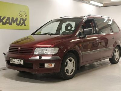begagnad Mitsubishi Space Wagon 2.4 GDI (150hk)