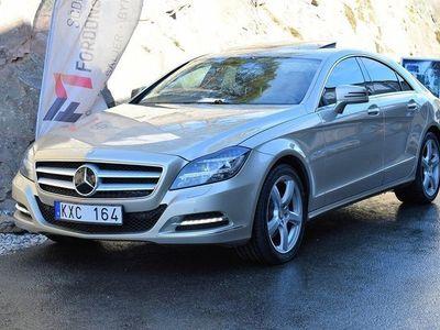 begagnad Mercedes CLS350 CDI BE BlueEFFICIENCY 7G-Tronic Plus 265hk