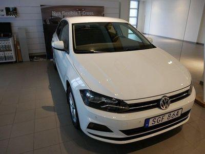 begagnad VW Polo 1.0 TSI BlueMotion Euro 6 95h
