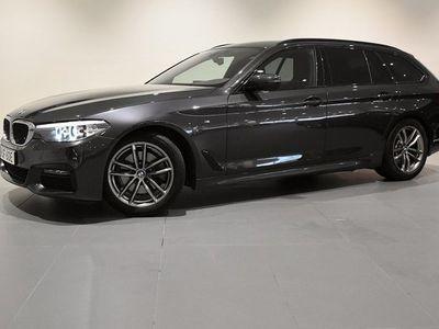 begagnad BMW 520 i Touring M Sport Aut Nav Drag