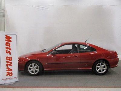 begagnad Peugeot 406 Coupe 3,0 Pininfarina 190 Hk Manuell