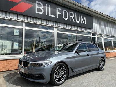 begagnad BMW 530 d xDrive Sedan SPORTLINE Euro 6 265hk TAKLUCKA